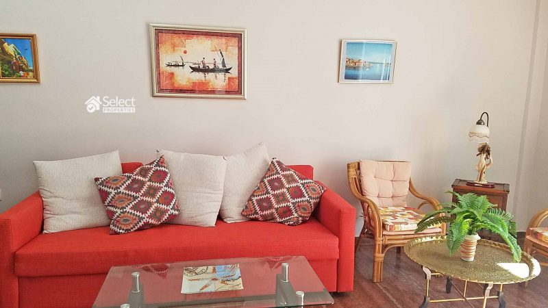 big apartment chania sale
