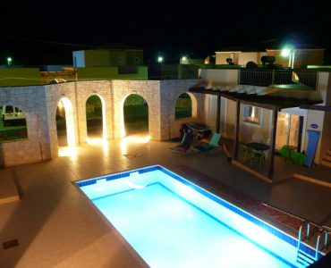 seafront townhouse chania sale