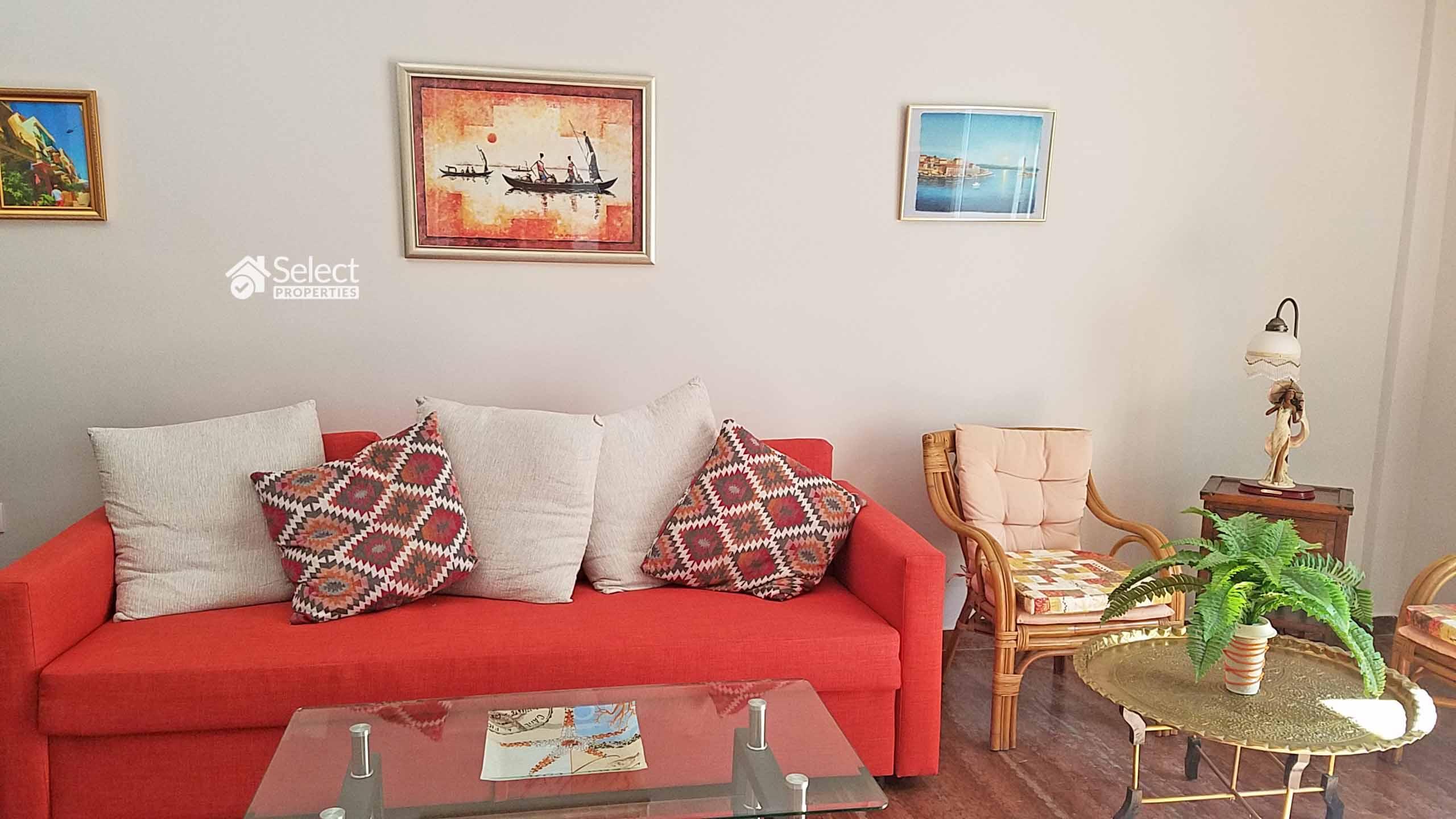 big apartment chania sale