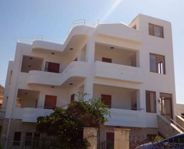 apartment rent stavros 3 bed sea views
